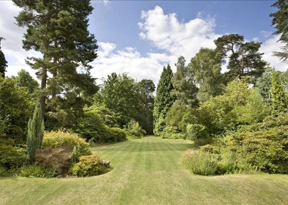 Waverley Drive, Wentworth, Virginia Water, Surrey, GU25