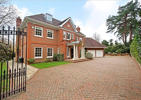 Heath Rise, Virginia Water, Surrey, GU25