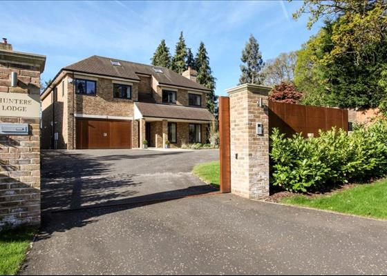 Knowle Grove, Virginia Water, Surrey, GU25