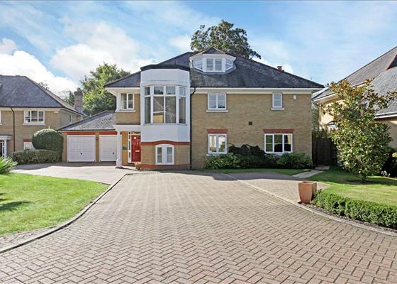 St. David's Drive, Englefield Green, Surrey, TW20