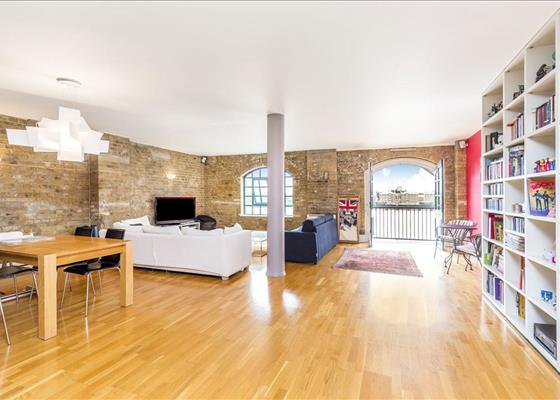 Great Jubilee Wharf, 78 Wapping Wall, Wapping, London, E1W