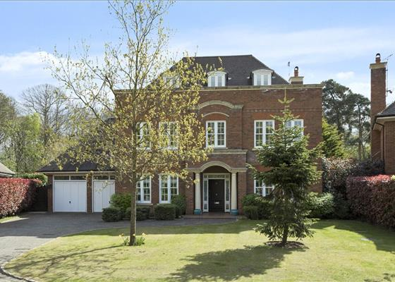 Fox Wood, Walton-on-Thames, Surrey, KT12