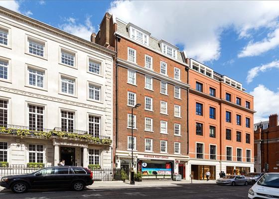 Grosvenor Street, Mayfair, London, W1K