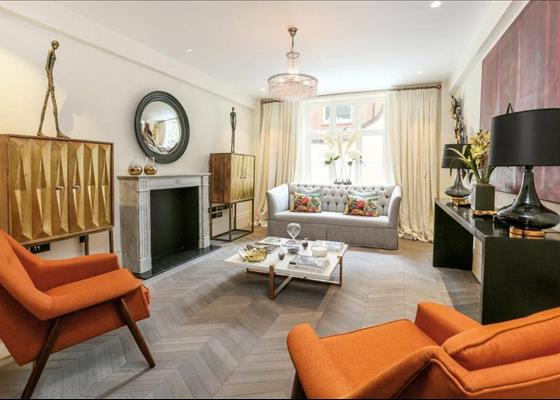 Chesterfield House, South Audley Street, Mayfair, London, W1K