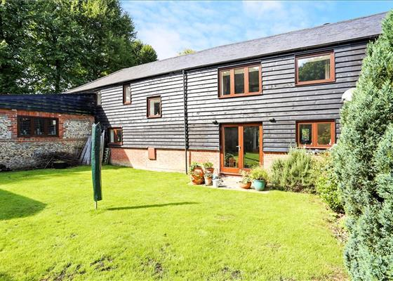 Parkhill Barns, Parkhill, Larkwhistle Farm Road, Winchester, SO21