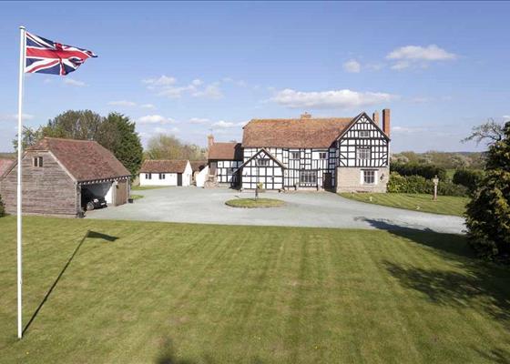 Naunton Beauchamp, Pershore, Worcestershire, WR10